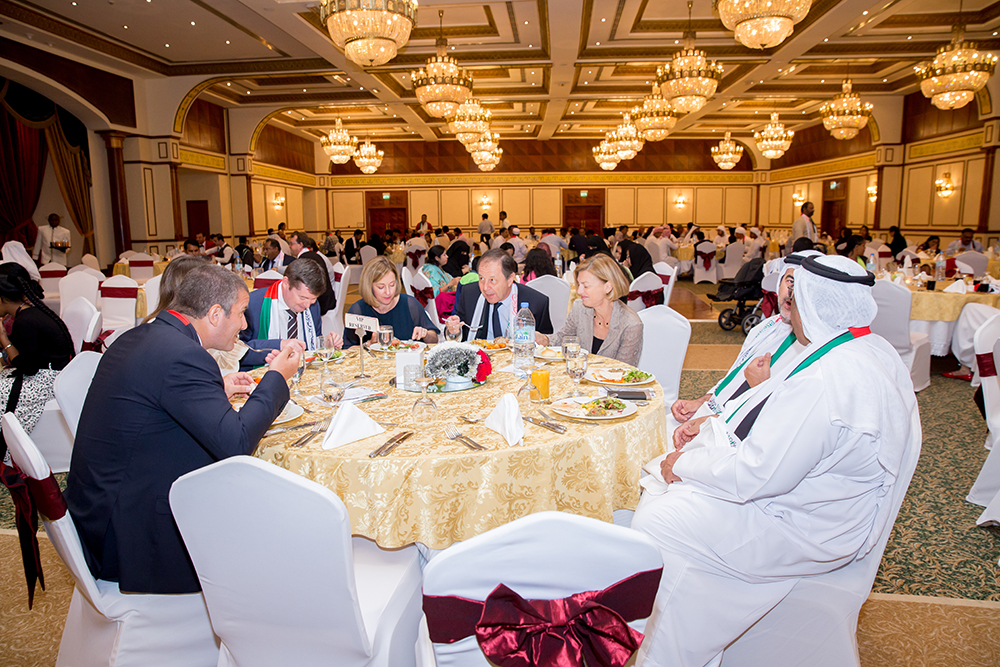 12th Anniversary Gala Dinner and 45th UAE National Day Celebration